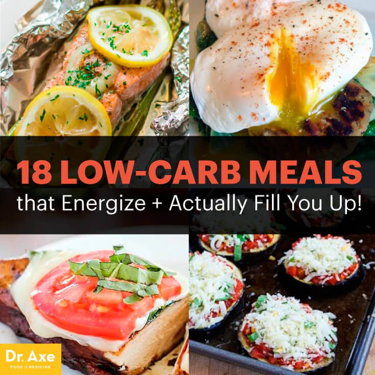 Healthy Snacks That Fill You Up  18 Low Carb Meals that Energize Actually Fill You Up