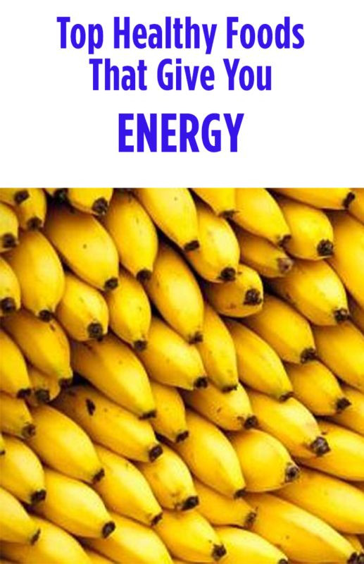 Healthy Snacks that Give You Energy 20 Of the Best Ideas for top Foods that Give You Energy
