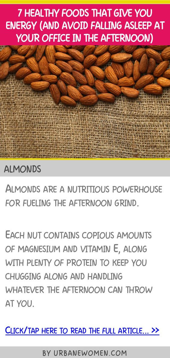 Healthy Snacks That Give You Energy  Healthy food Almonds and The o jays on Pinterest