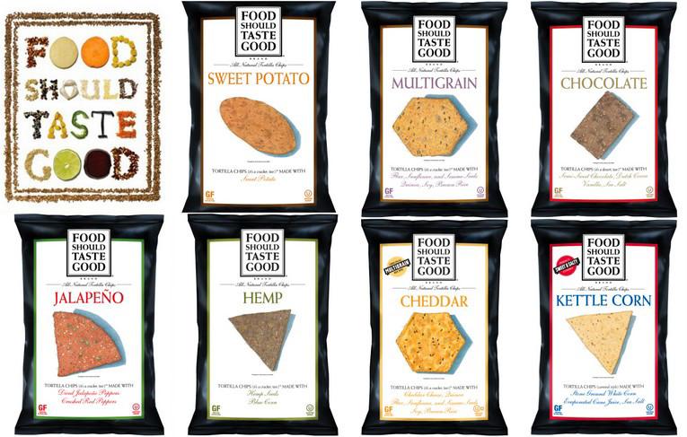 Healthy Snacks That Taste Good  Healthy Snack Giveaway from Food Should Taste Good The