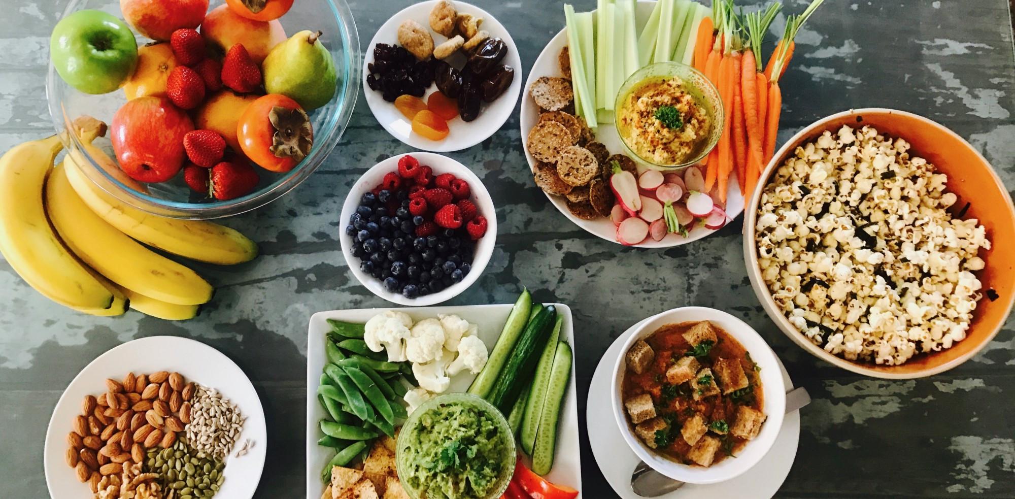 Healthy Snacks That Taste Good  5 Ways to Make Healthy Food That Actually Tastes GOOD