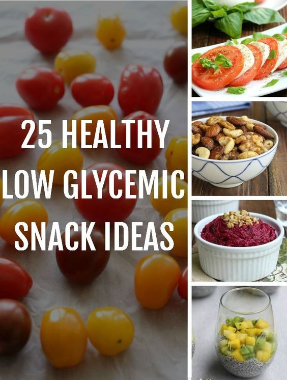 Healthy Snacks Throughout The Day  25 Healthy Low Glycemic Snack Ideas