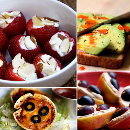 Healthy Snacks To Bring To Work  Healthy Evening Snacks