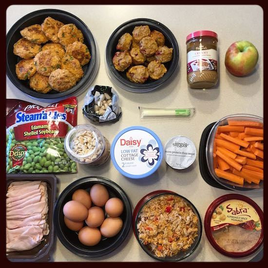 Healthy Snacks To Bring To Work  Healthy Snack Ideas