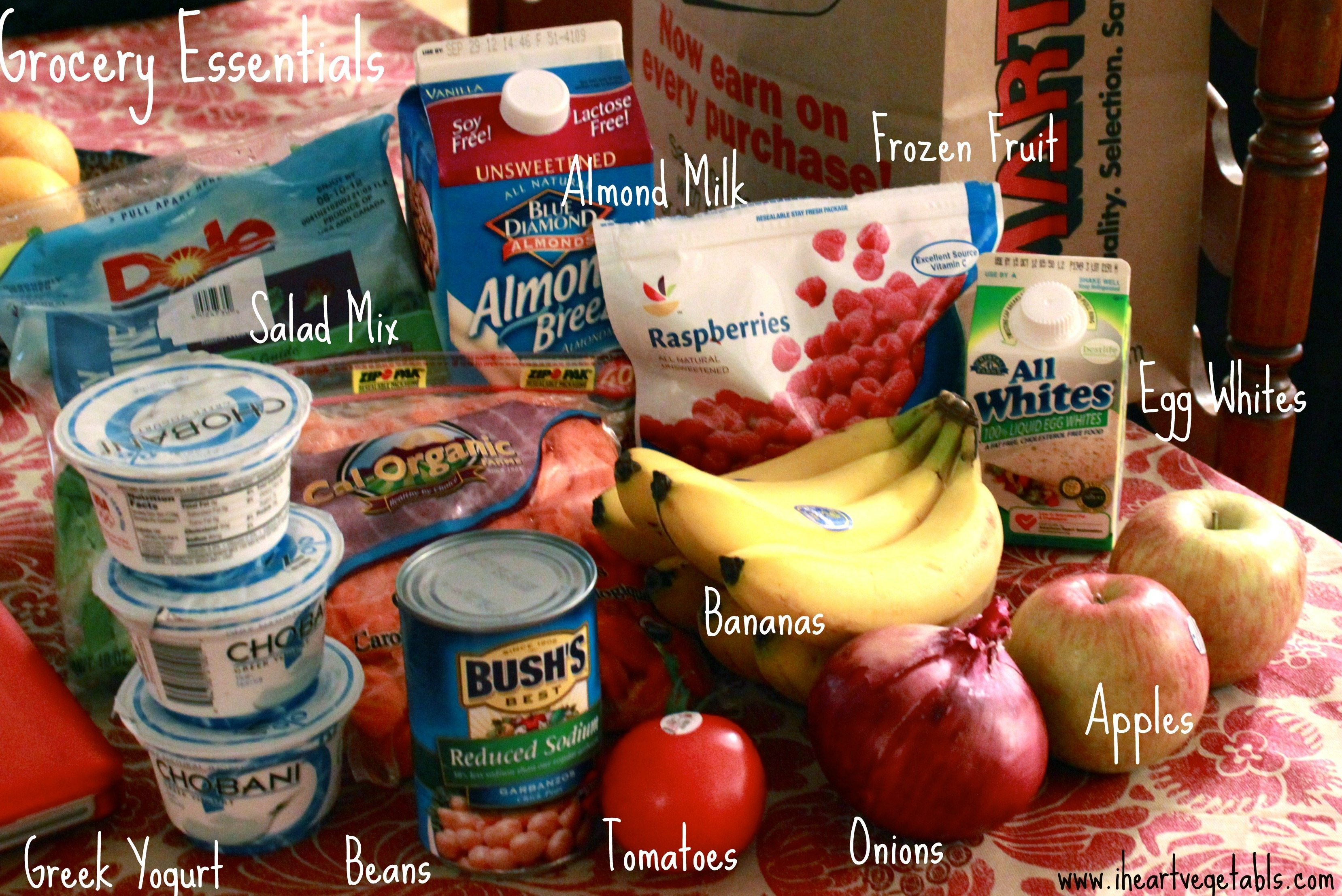 Healthy Snacks To Buy At Grocery Store  Navigating the Grocery Store I Heart Ve ables