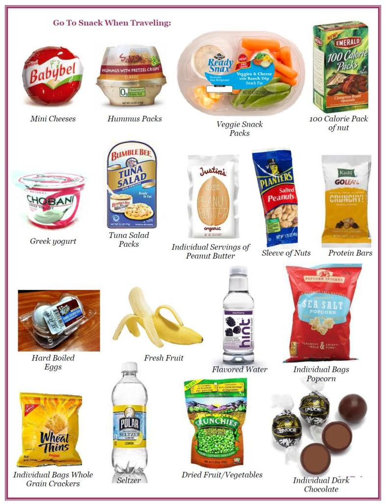 Healthy Snacks To Buy At The Store  Healthy Snacks Will Travel