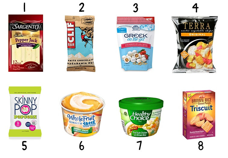 Healthy Snacks To Buy At The Store  Yummy Store Bought Snacks