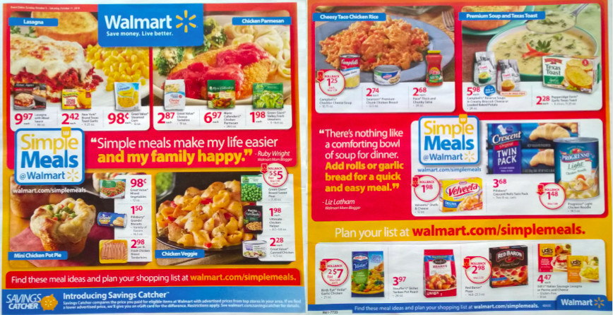 Healthy Snacks To Buy At Walmart  Pie Hole Blogger Walmart Pledges Healthy Plates Serves