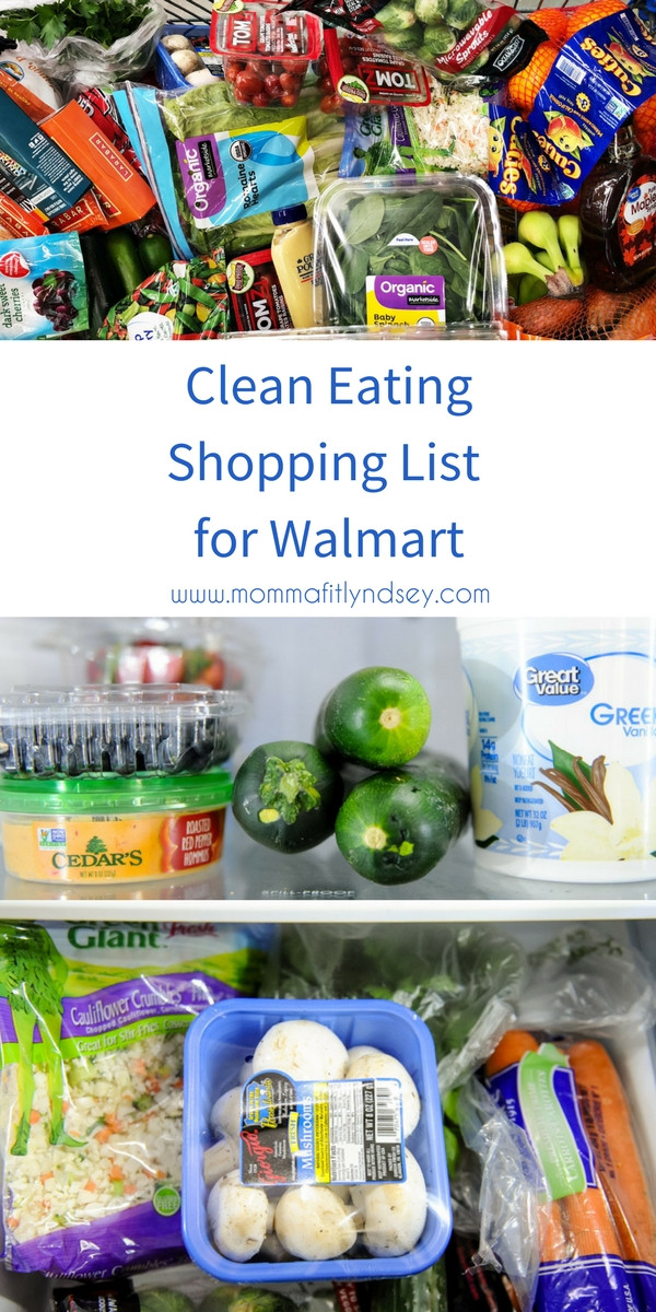 Healthy Snacks To Buy At Walmart  Healthy Walmart Shopping List for Organic and Clean Eating