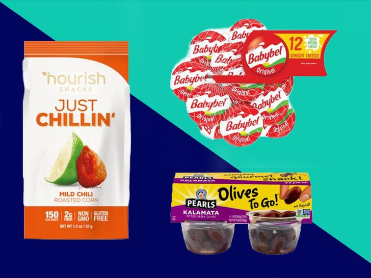Healthy Snacks To Buy At Walmart  The 11 Best Healthy Packaged Snacks at Walmart