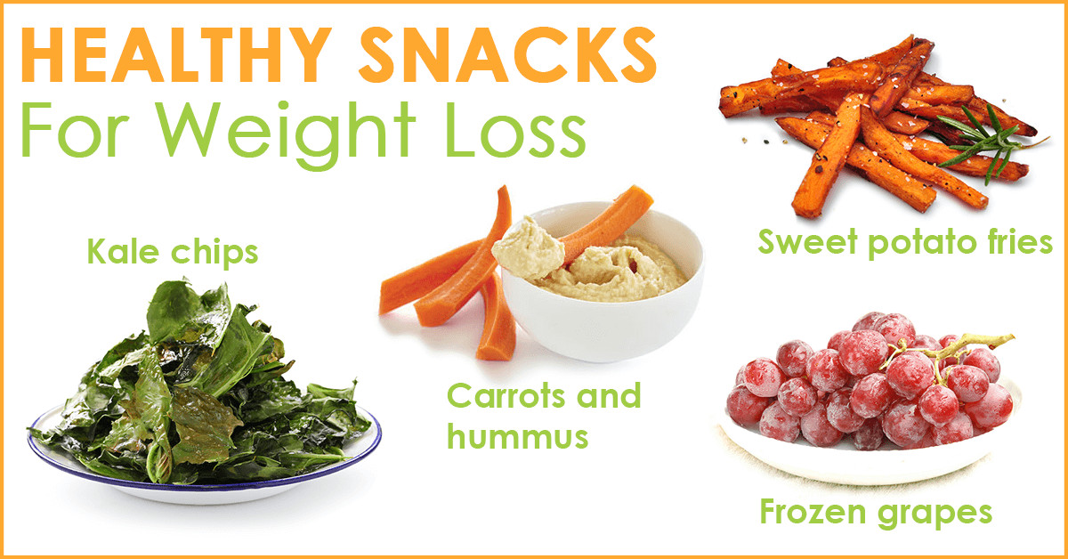 Healthy Snacks To Buy For Weight Loss  Healthy Snacks for Weight Loss •