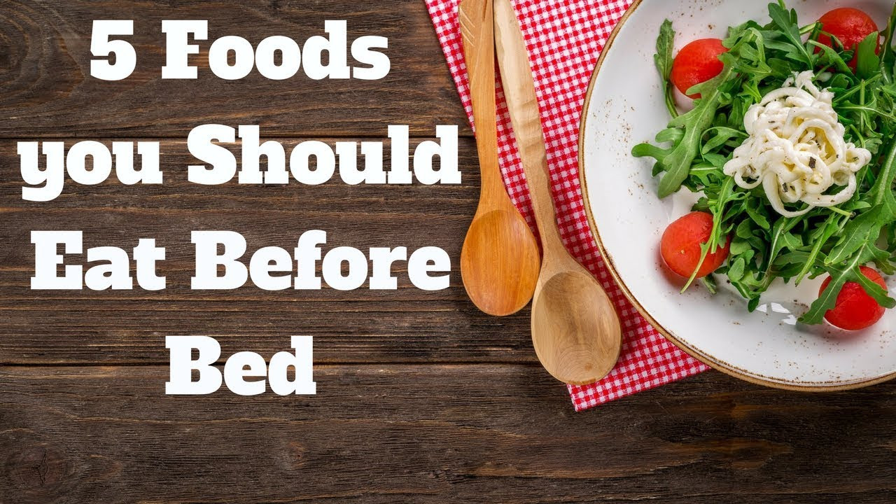 Healthy Snacks To Eat At Night  Weight loss tips 5 Foods to Eat at Night Healthy Late