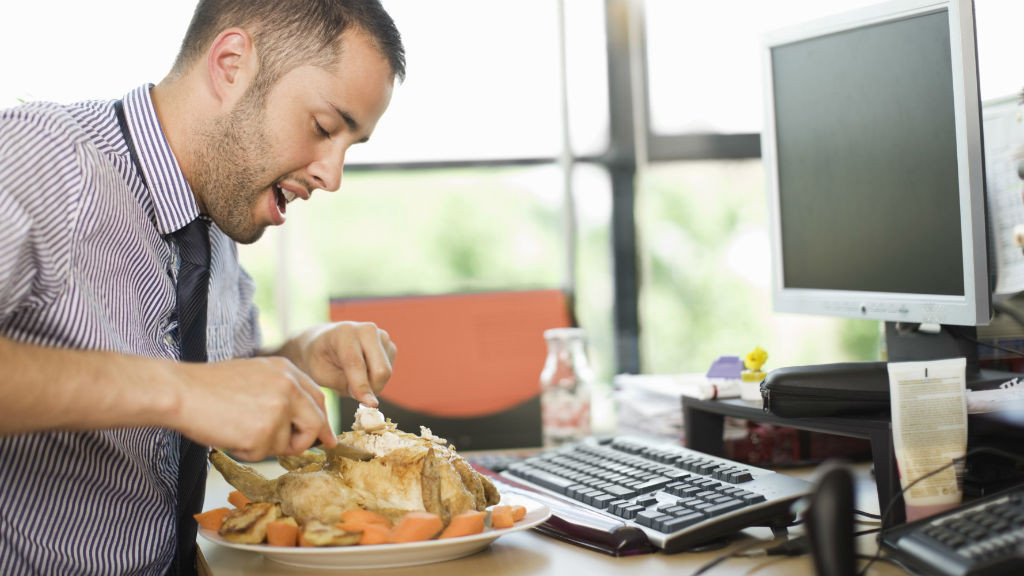 Healthy Snacks To Eat At Work  7 Brilliant Ways to Eat Better Food and Stay Healthy at