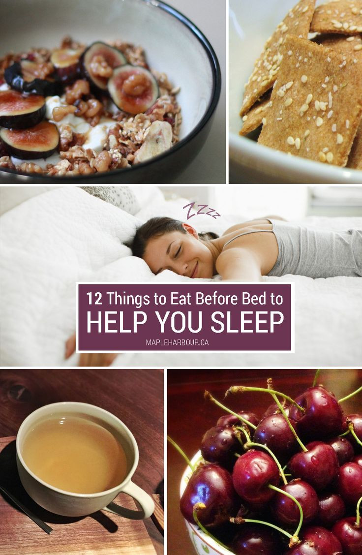 Healthy Snacks To Eat Before Bed  22 best Healthy bedtime snack ideas images on Pinterest