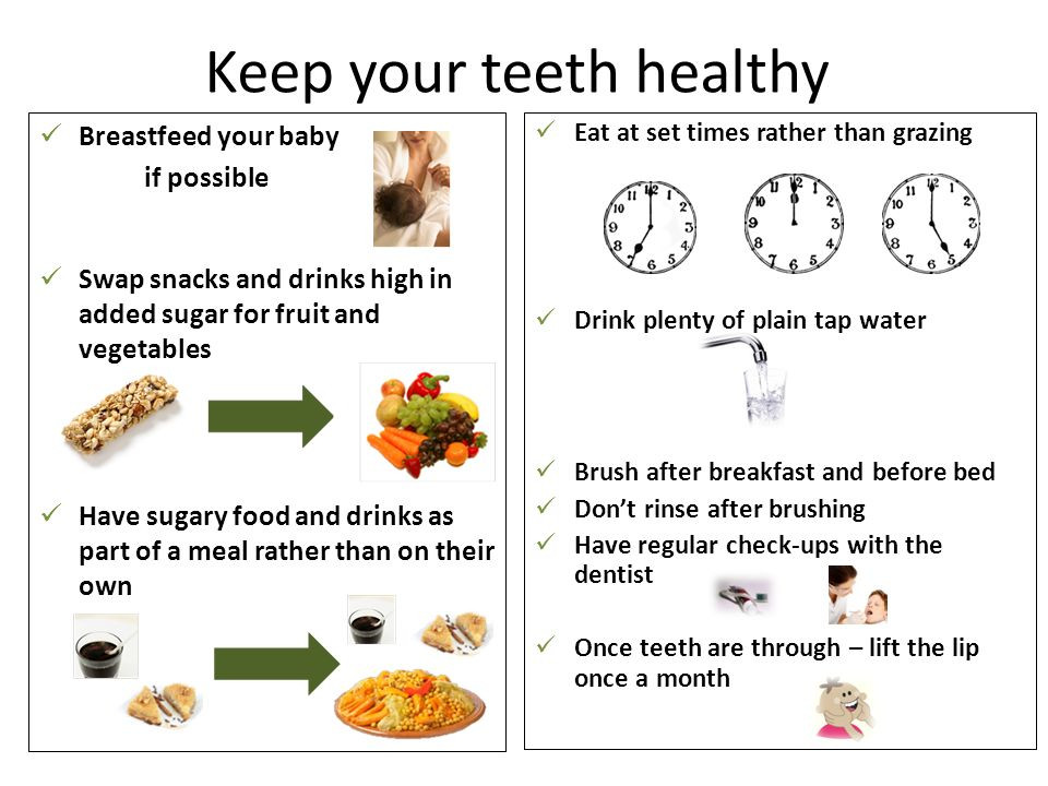 Healthy Snacks To Eat Before Bed  Module 6 Food and your teeth ppt video online