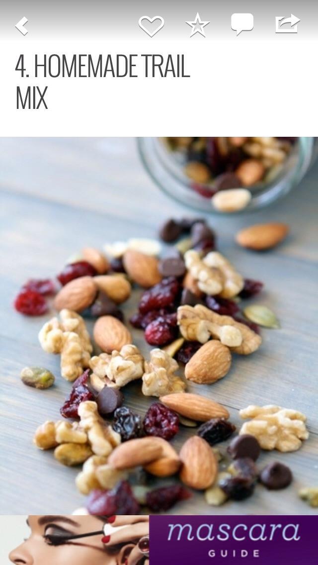 Healthy Snacks To Eat Between Meals  7 Healthy Snacks To Eat Between Meals Musely