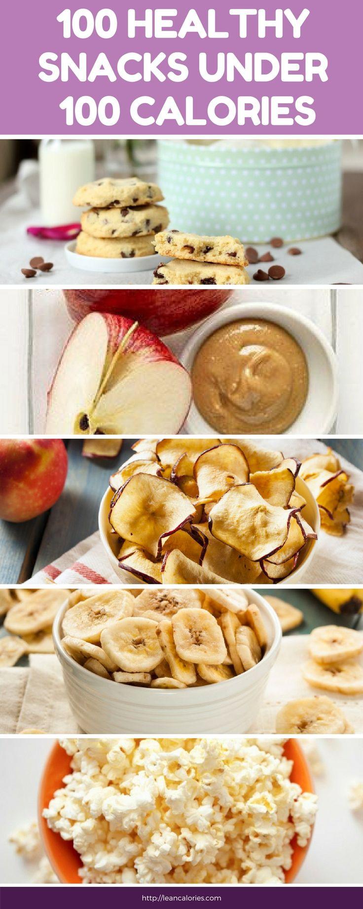 Healthy Snacks To Eat Between Meals  De 25 bedste idéer inden for 100 calories på Pinterest
