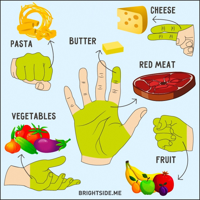 Healthy Snacks To Eat Throughout The Day  How Much Food Should You Eat Throughout The Day