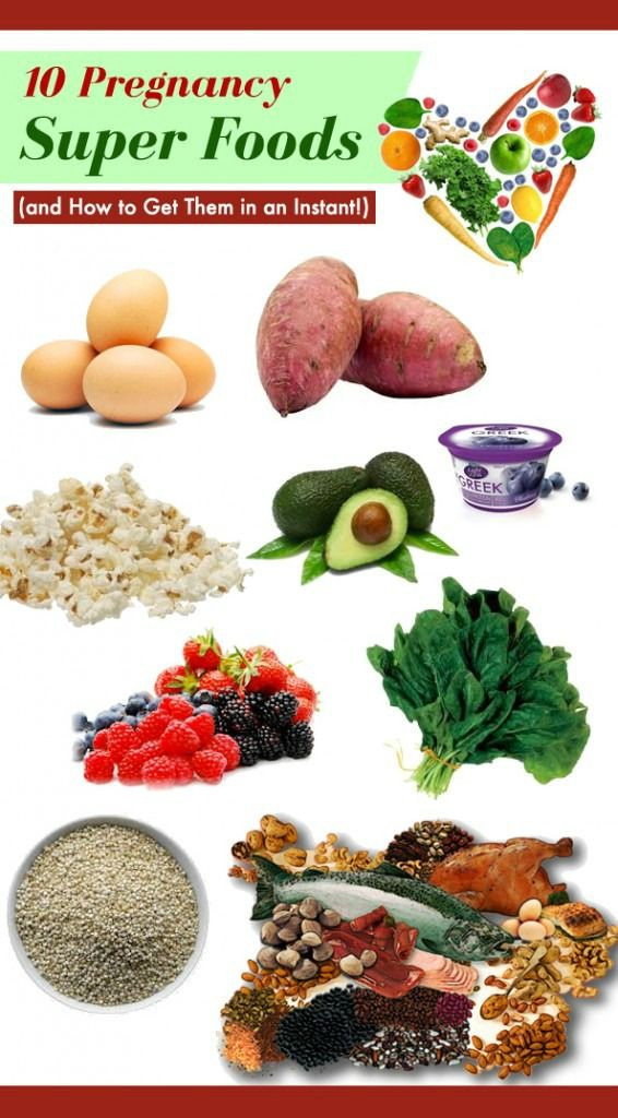 Healthy Snacks To Eat While Pregnant  10 Pregnancy Super Foods