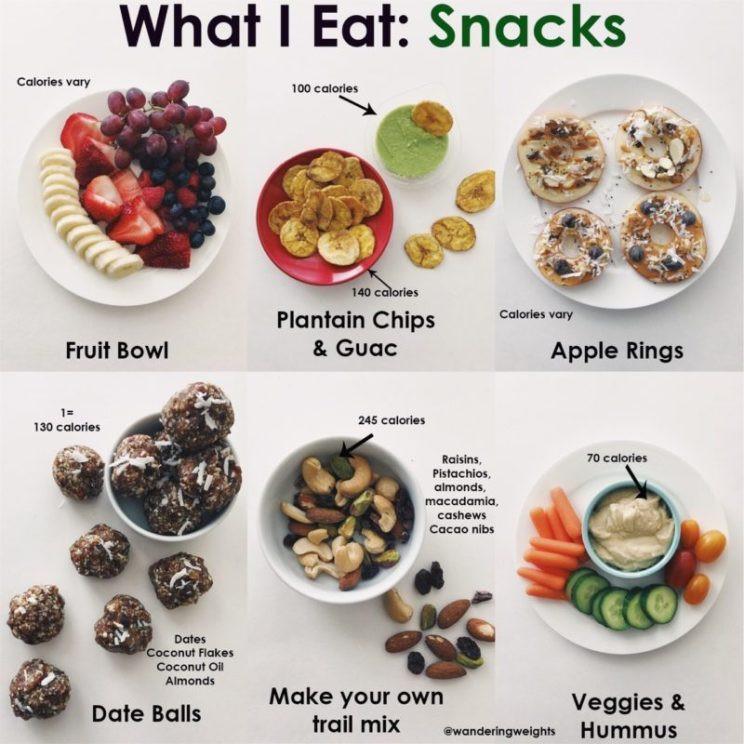 Healthy Snacks To Go  My Go To Healthy Snacks Celena Kinsey