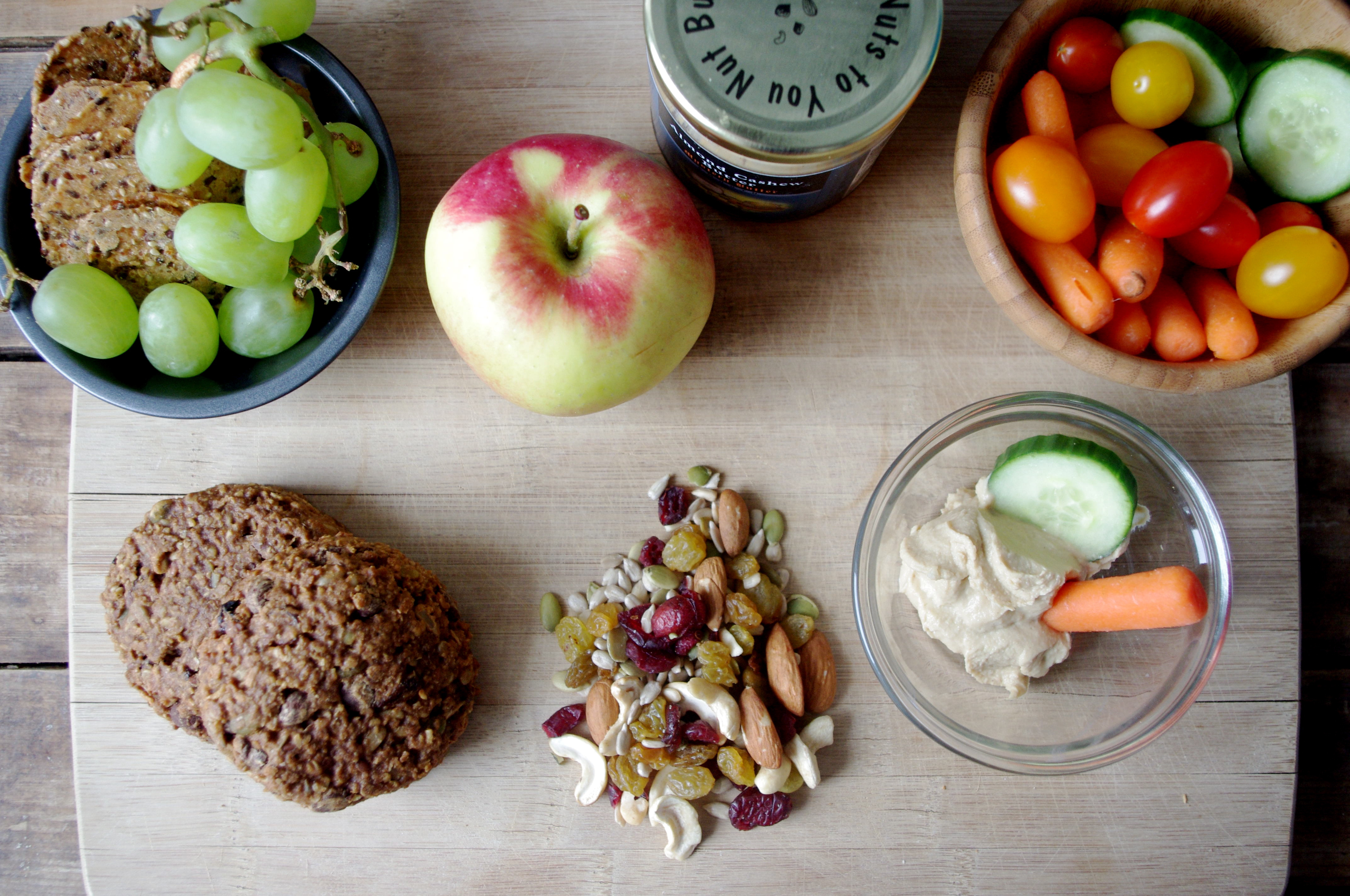 Healthy Snacks To Go  10 healthy on the go snacks inside… innertouch