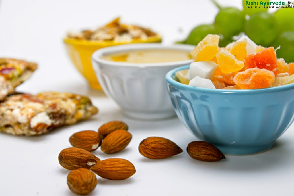 Healthy Snacks To Go  Rishi Ayurveda Hospital and Research Centre Healthy