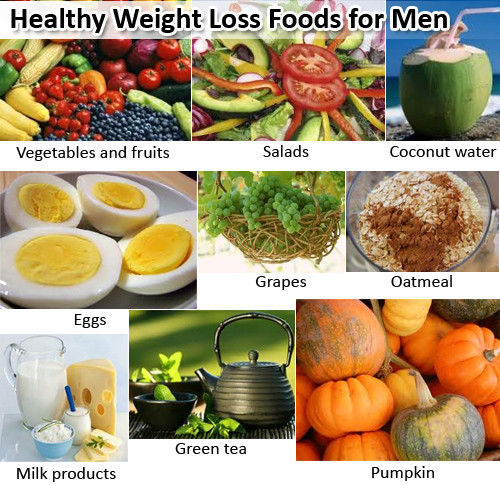 Healthy Snacks To Help Lose Weight  Healthy foods to lose weight for men
