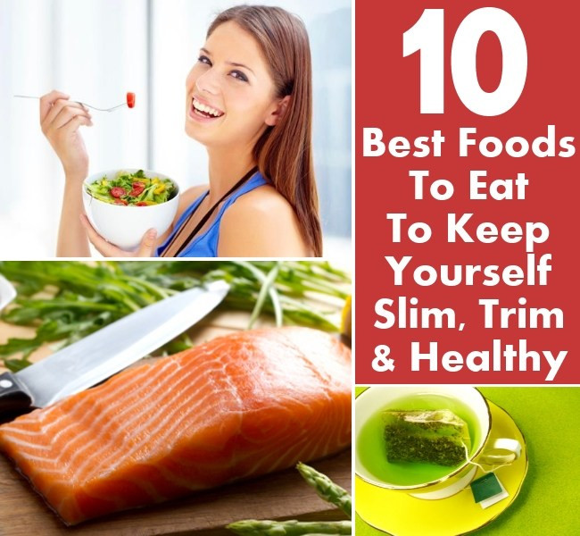 Healthy Snacks To Keep At Home  10 Best Foods To Eat To Keep Yourself Slim Trim And