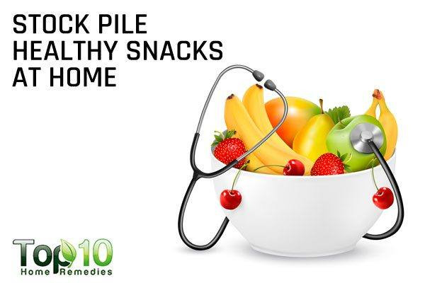 Healthy Snacks To Keep At Home  10 Simple and Effective Eating Hacks to Keep the Calories