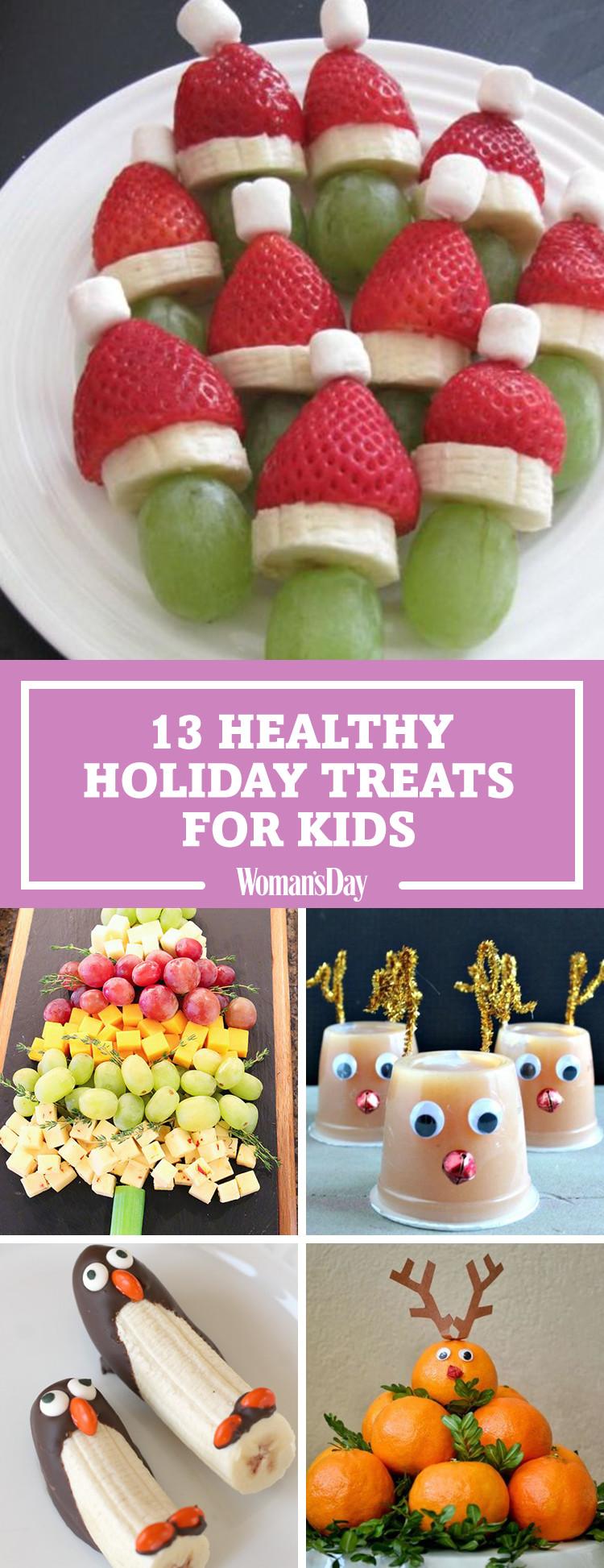 Healthy Snacks To Make At Home  Holiday Treats To Make At Home