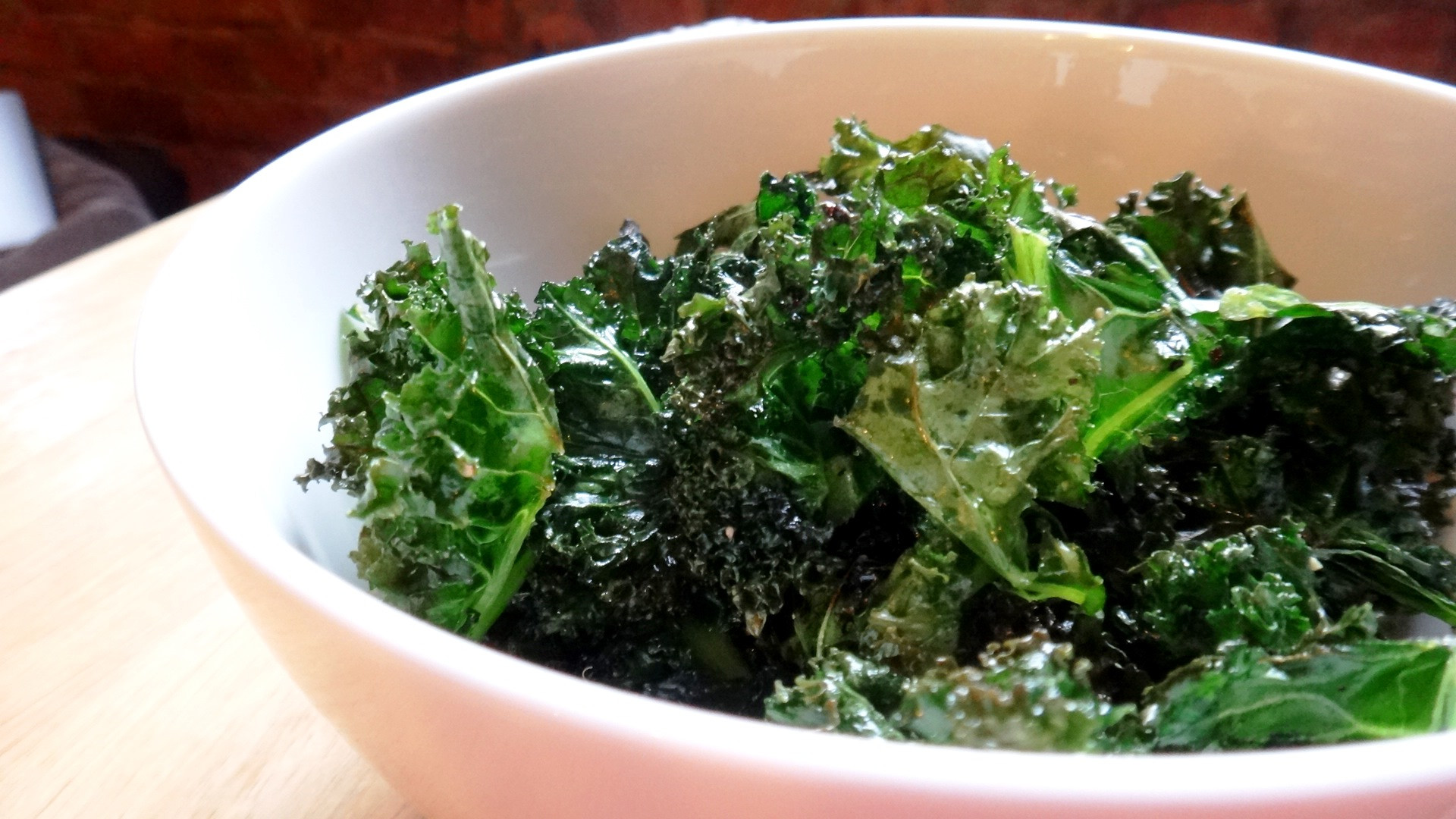 Healthy Snacks To Make At Home  How To Make Kale Chips at Home The Healthiest Snack