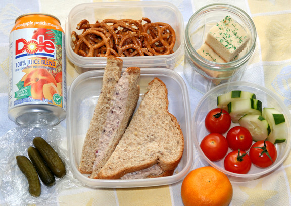 Healthy Snacks To Pack For Lunch  Reasons why you should pack your lunch By Ashok