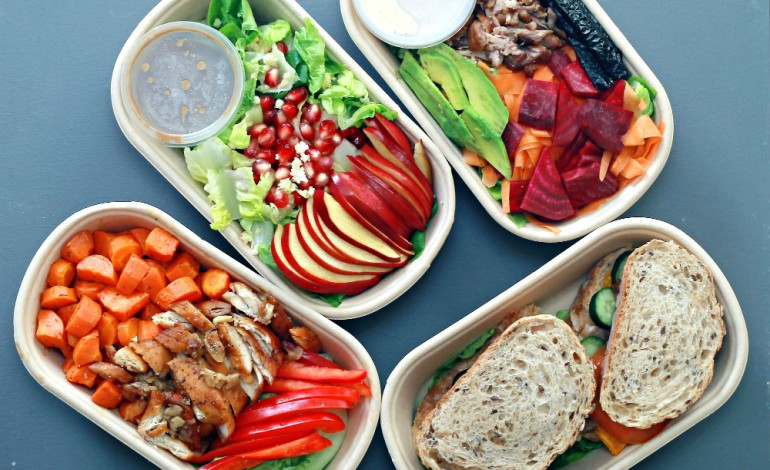 Healthy Snacks To Pack For Lunch  Pack your own healthy lunch boxes for road trips Star2