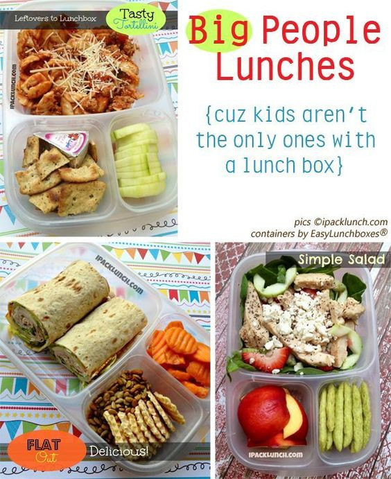 Healthy Snacks To Pack For Lunch  Healthy Lunch Ideas to pack for work with