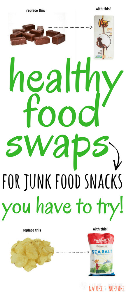 Healthy Snacks To Replace Chips  Healthy Snacks & Real Food Ideas to Replace Your Favorite