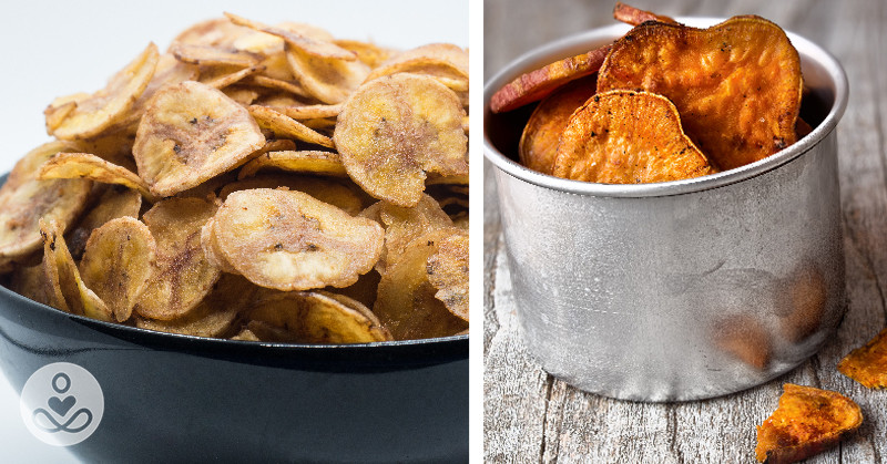 Healthy Snacks To Replace Chips  10 healthy alternatives to potato chips that won't cause
