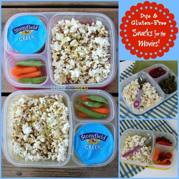 Healthy Snacks To Take To The Movies  111 best Recipes Lunch Snack Ideas images on Pinterest