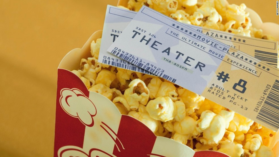 Healthy Snacks To Take To The Movies  Best and worst movie foods