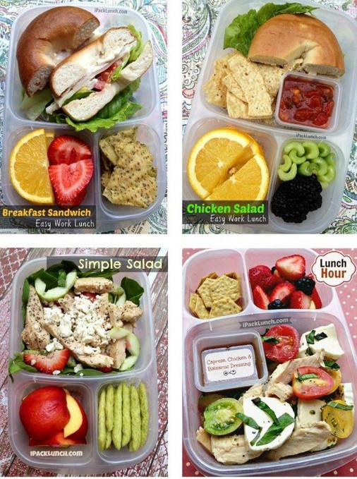 Healthy Snacks To Take To Work  Light Snacks That You Can Take To Work