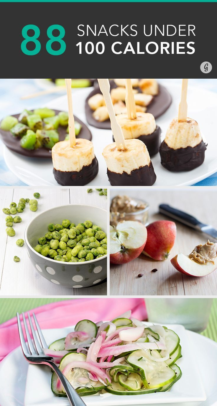 Healthy Snacks Under 100 Calories  88 Unexpected Snacks Under 100 Calories