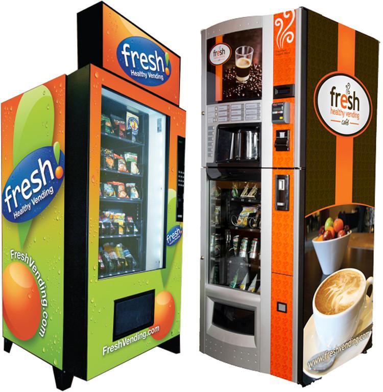 Healthy Snacks Vending Machine  Vending Machines Healthy Vending Machines In Canada