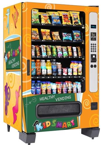 Healthy Snacks Vending Machine  Healthyvendingmachines