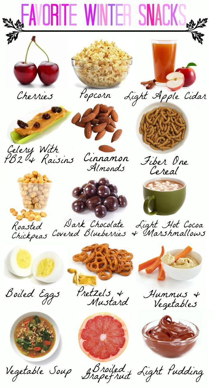 Healthy Snacks While Dieting  My favorite healthy winter snacks My Blog