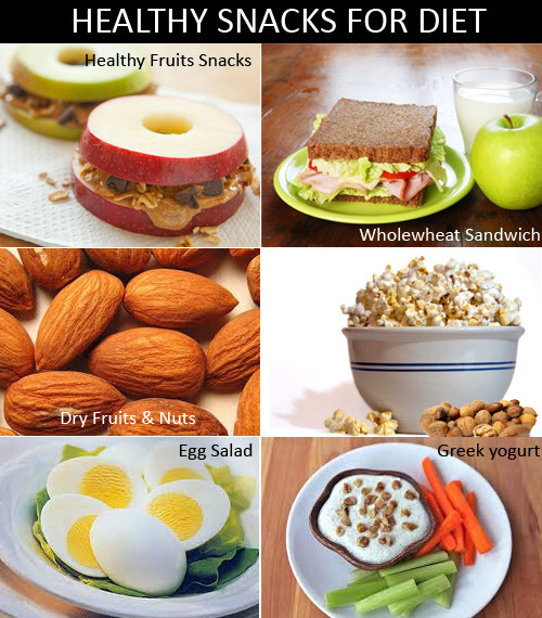 Healthy Snacks While Dieting  Healthy Snacks for Diet