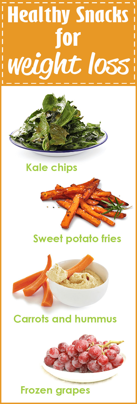 Healthy Snacks While Dieting  Healthy Snacks for Weight Loss •