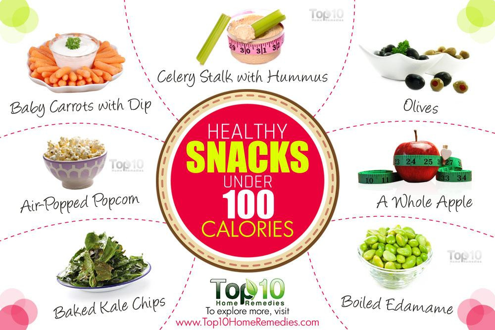 Healthy Snacks With Calories  10 Snacks Under 100 Calories to Satisfy Your Cravings