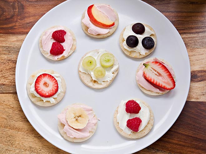 Healthy Snacks With Cream Cheese  Fun and Healthy Snacks for Kids