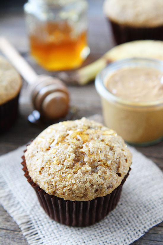 Healthy Snacks With Peanut Butter  peanut butter and banana healthy snack