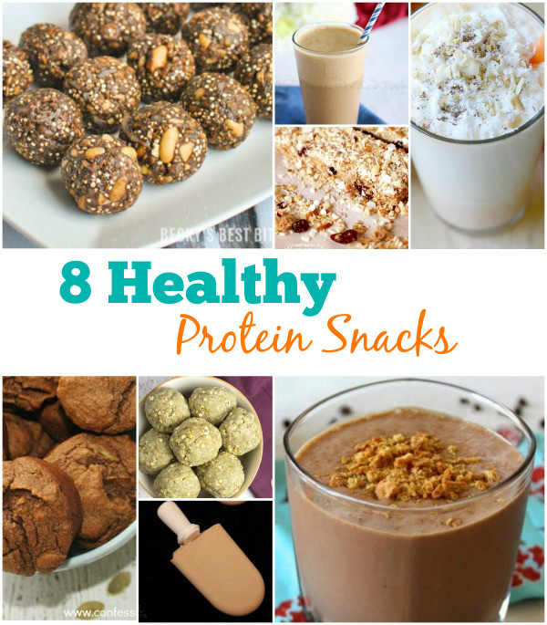 Healthy Snacks With Protein  8 Healthy Protein Snacks My Boys and Their Toys
