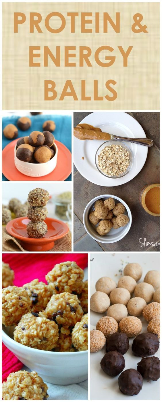 Healthy Snacks With Protein  17 Best images about PROTIEN ENERGY BARS IDEAS on